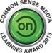 Commonsense award badge circular