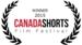 Canada shorts winner laurel black