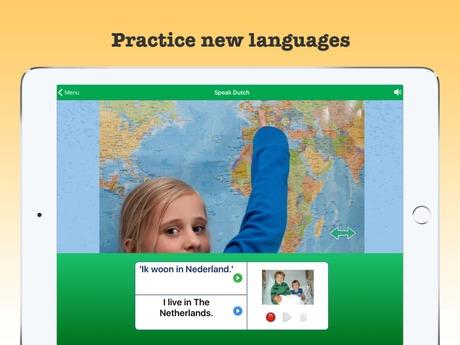 4  languages ipadpro
