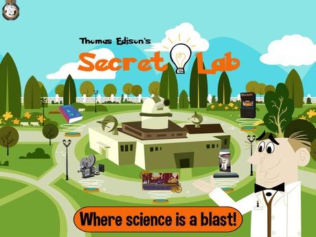 Thomas edison s secret lab