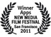 New media film festival laurel apps