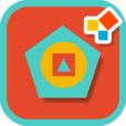 Icones geometrie 2048
