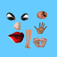 Bodyparts icon180