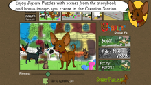 And mobile puzzle