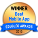 Winner best mobile app