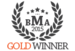 Badge gold award winner 2015  1